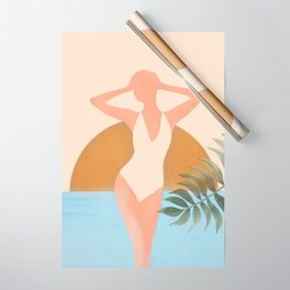 Beach Day Wrapping Paper