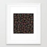 disco Framed Art Prints featuring disco by Mindaugas Patapas