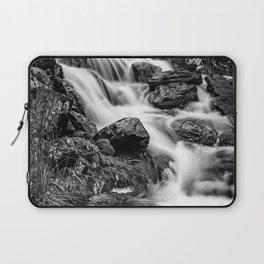 Winter Rapids Laptop Sleeve