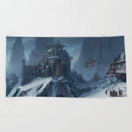 Aisendale  Beach Towel