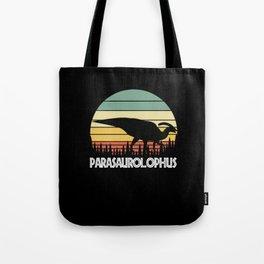 Parasaurolophus Tote Bag