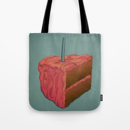 Happy Birthday (Pink)  Tote Bag