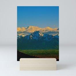 Pioneer Peak - Mat-Su Valley Mini Art Print