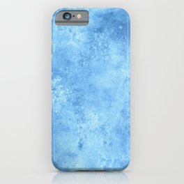 HAND-PAINTED SKY iPhone Case