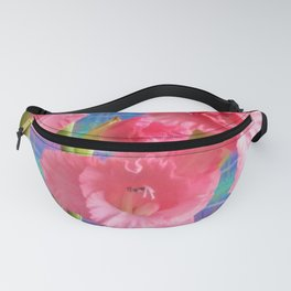 Pink Gladiolus - Mother's Day Fanny Pack