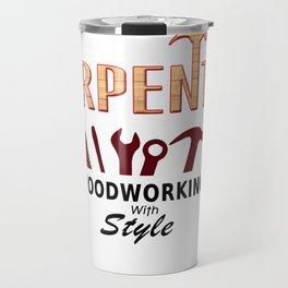 Carpenter Travel Mug