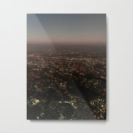 Above San Jose Metal Print