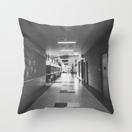 Forks, HS Throw Pillow