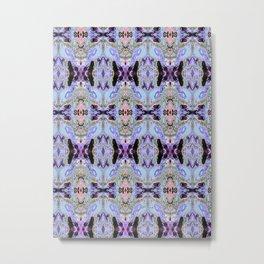 Pattern. © S.A. & J&S Montague. Metal Print