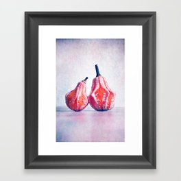 trust me Framed Art Print