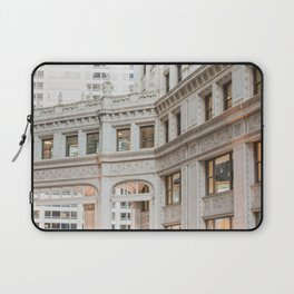 Wrigley Building - Chicago Photography Laptop Sleeve
