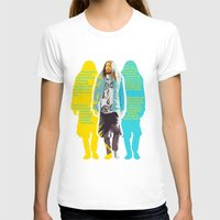 jared leto T-shirts featuring Jared Leto and his wisdom  by Olga Panteleyeva
