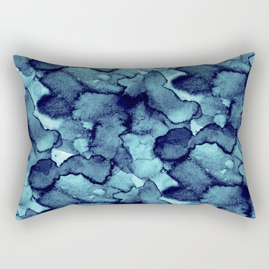 Abstract XIV Rectangular Pillow