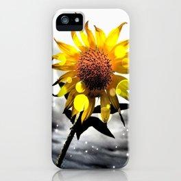 Solar Flower iPhone Case