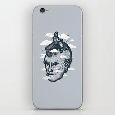 lawnmohawk iPhone & iPod Skin