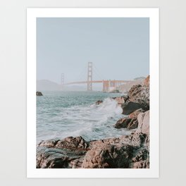 san francisco ii / california Art Print