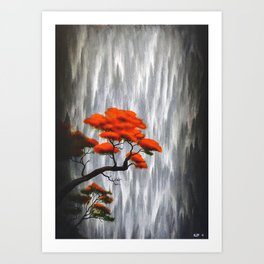 The Sound Of Perseverance Art Print