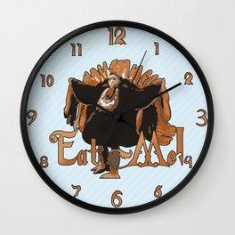 Pugsley Addams Wall Clock