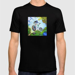 Bicycle, Cycling - Wine Country Rouleur T-shirt