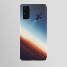 Into Space Android Case