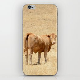 Cow No. 001 iPhone Skin
