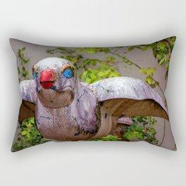 Sparrow of Ulm Rectangular Pillow