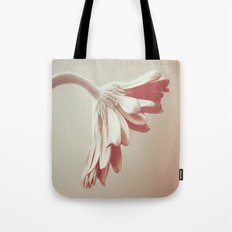 A single flower Tote Bag