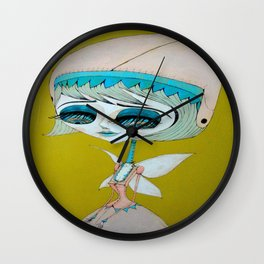 voice Wall Clock
