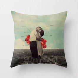 NeverForever Throw Pillow