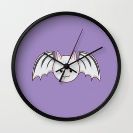 Going Batty Wall Clock