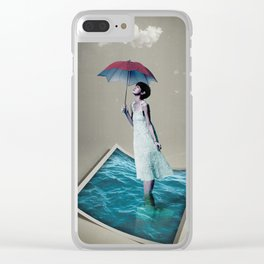 Ocean of Dreams Clear iPhone Case