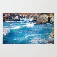 Pacific Blue Rug