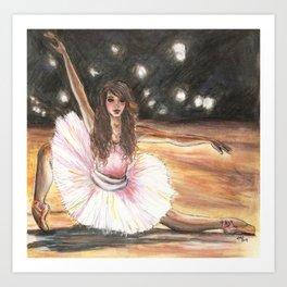Beckanne Art Print