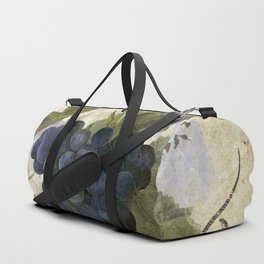 Tuscan Table Noir Duffle Bag