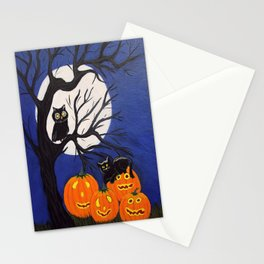 Halloween-3 Stationery Cards