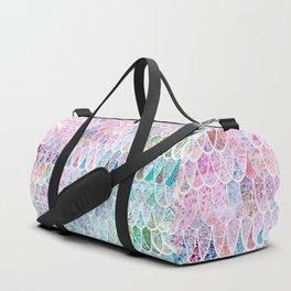 DAZZLING MERMAID SCALES Duffle Bag
