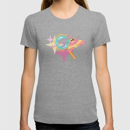 Solve Some Mysteries! Rosy Maple Moth - Perhaps It's You Podcast Fan Art T-shirt