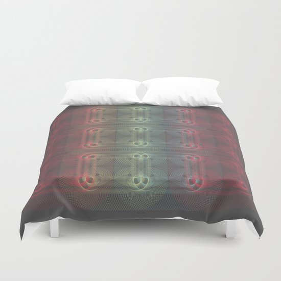 net-knots Duvet Cover