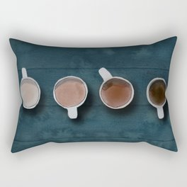 Coffee Rectangular Pillow