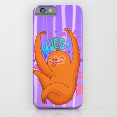 Sloth Hugs iPhone 6s Slim Case