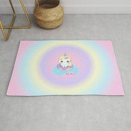 Rainbow Unicorn Rug