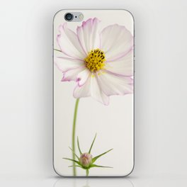 Sensation Cosmos White and Pink iPhone Skin