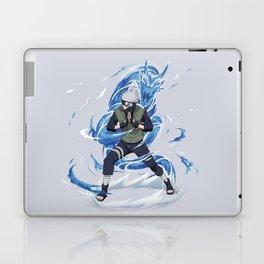 Kakashi Jutsu Laptop & iPad Skin