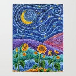 Dream Fields Poster
