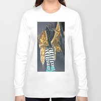 grace Long Sleeve T-shirts featuring grace by Ashley James