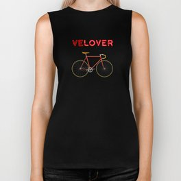 VeLover – Racer 2 – June 12th – 200th Birthday of the Bicycle Biker Tank