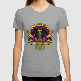 TPA Crest - We March 4 The Funk (Reverend design #2) T-shirt