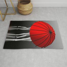 umbrella time -08- Rug