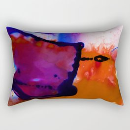 Abstract Bliss 4B by Kathy Morton Stanion Rectangular Pillow