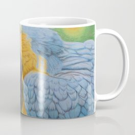 Macaw in the Jungle Coffee Mug